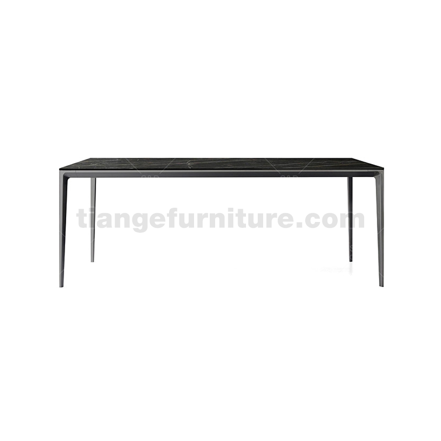 Sintered Stone Top Dining Table