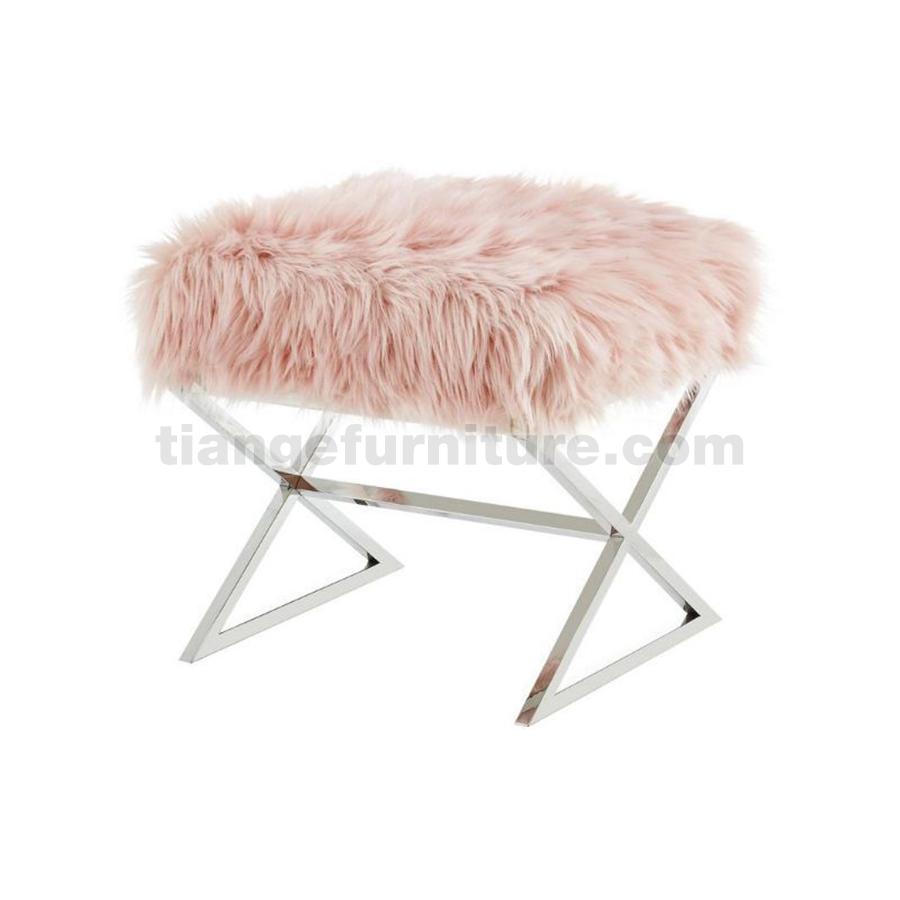 Light luxur stool