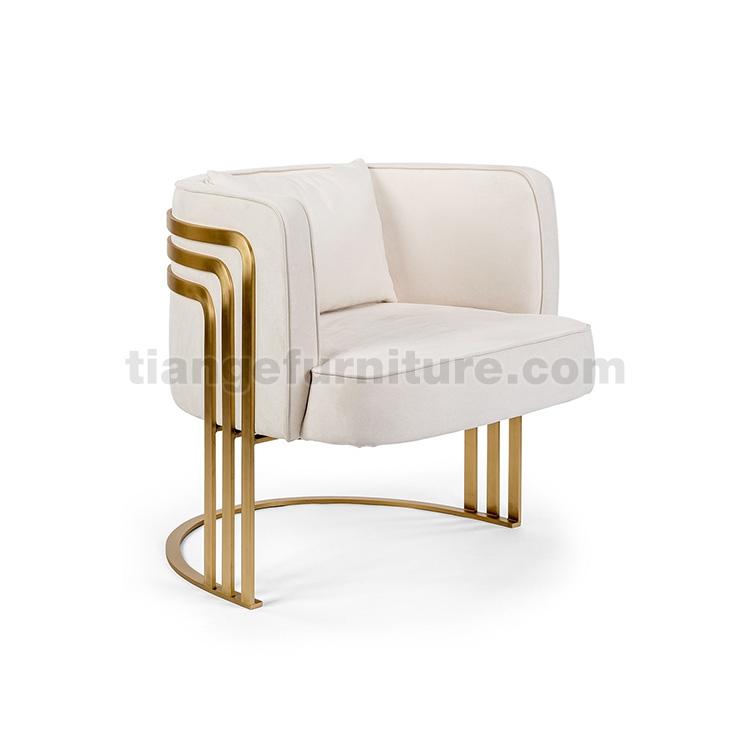 Tub Chair  curved chair