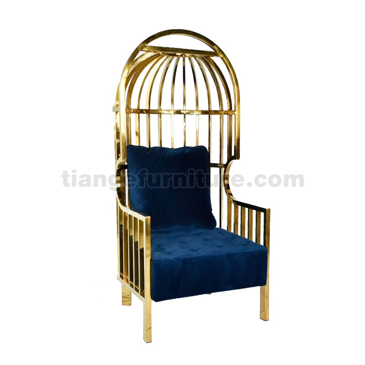 Eichholtz Bora Birdcage Chair